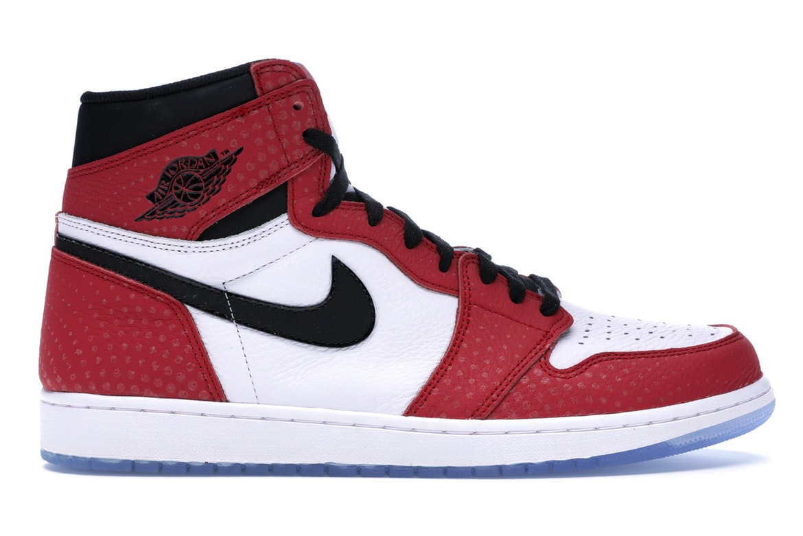 air jordan 1 spider man