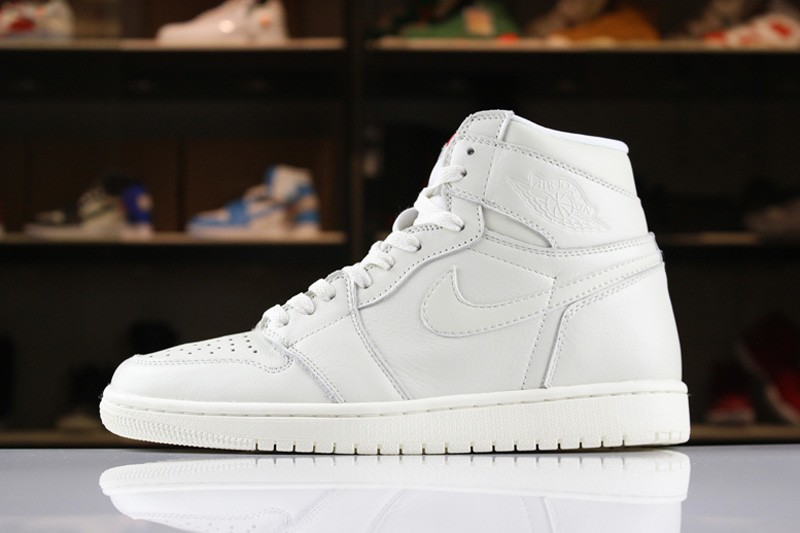 of white air jordan 1